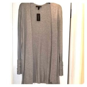 Gray Lane Bryant Sweater